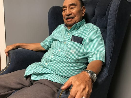 Bert de la Vega talks about growing up in the United States with the Reporter-News, for whom he worked for years. The ARN will follow his journey to citizenship.