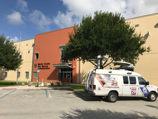 Martin County Emergency Operations Center