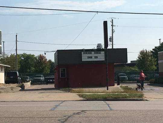 SmokeHouse Barbeque is scheduled to open Sept. 25,