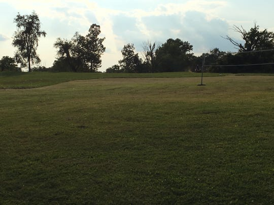 The Gilbert Ridge property in Alexandria which is the site for the Mustang Athletic Complex. The soccer and football programs currently practice there.