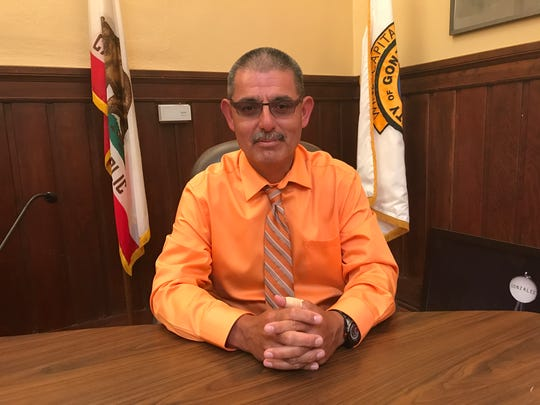 Rene Mendez is the city manager for the city of Gonzales