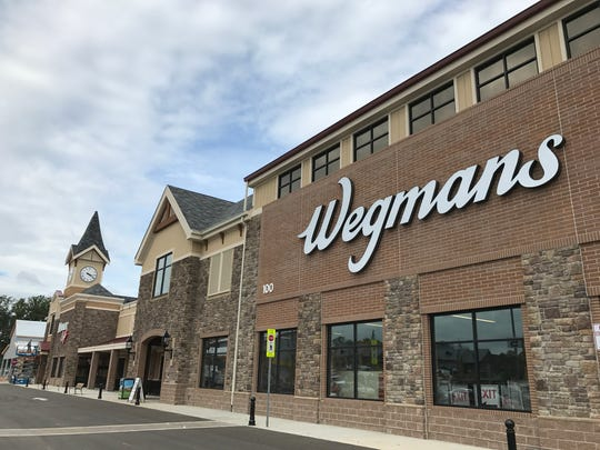 Wegmans in Montvale, located at The Shoppes at DePiero Farm.