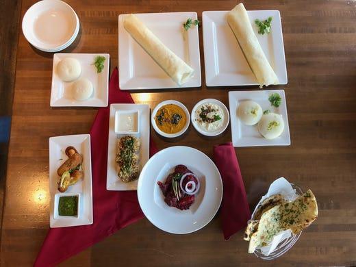 Indian Restaurant Shreveport Menu