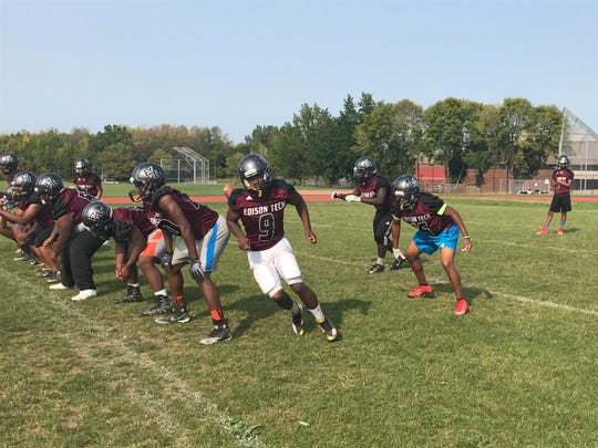 The Edison Inventors, a team in the ROchester CIty Athletic Conference that has struggled in receent seasons, is 3-0 before a game Friday at McQuaid.