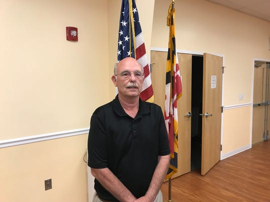 Ted Moroney is seeking to retain the board seat that he was appointed to in 2017.
