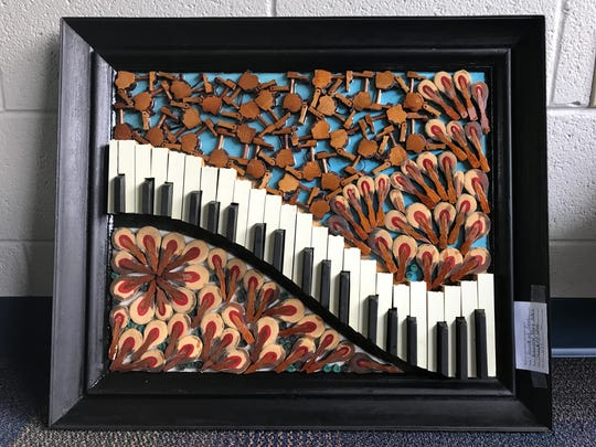 """""""Music of Love"""" by Ted Nguyen using piano parts"""