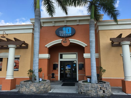 Big 10 Tavern Cape Coral