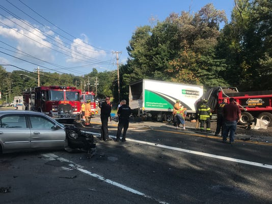 Clarkstown Route 303 fatal accident