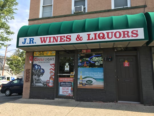 J.R. Wines & Liquors at 332 Rochelle Avenue in Rochelle