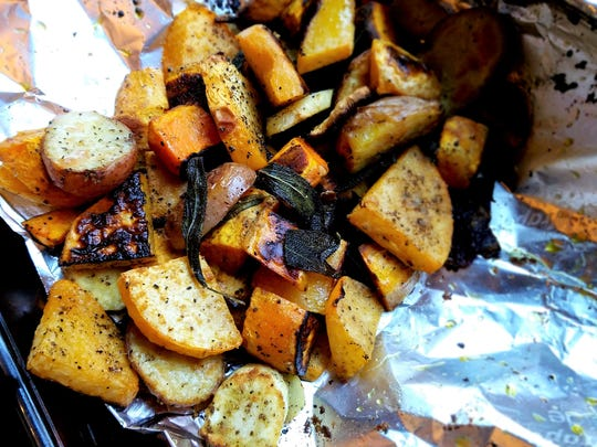 Fall root vegetables are hearty, nutritious and satisfying