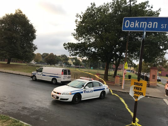 Oakman Street shooting