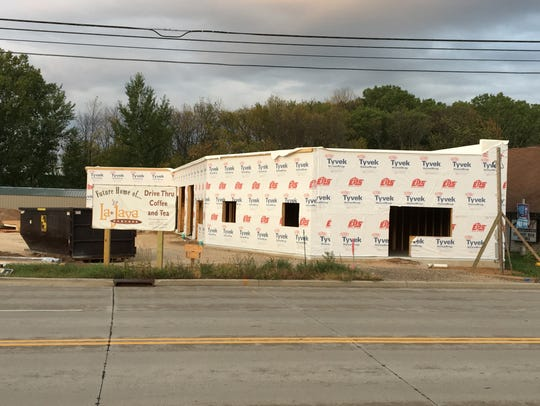 A new La Java is coming to Velp Avenue soon.