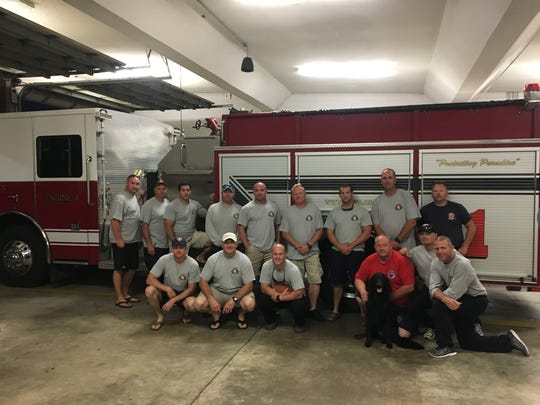 Several Bossier and Shreveport firefighters recently
