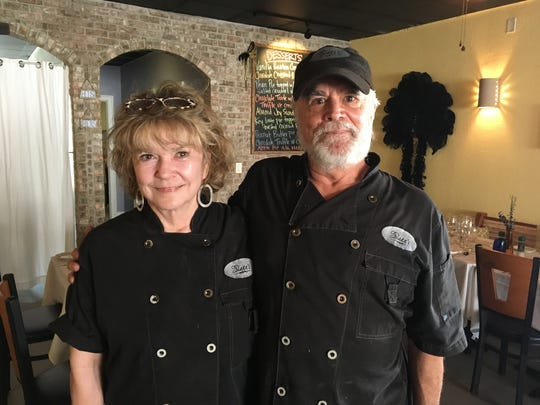 """Al and Nancy Cotter own Slate's in Cape Coral. """"We"""