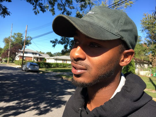 Randy C. Spencer, the cousin of Neptune shooting victim