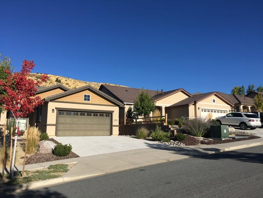 Paddock purchased this home in the Sierra Canyon by