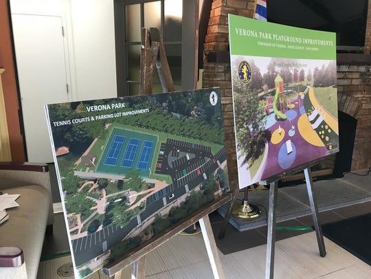 Essex County displays artist renderings of planned
