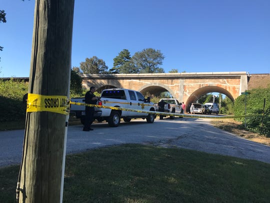 A woman was shot and killed Wednesday, the Greenville