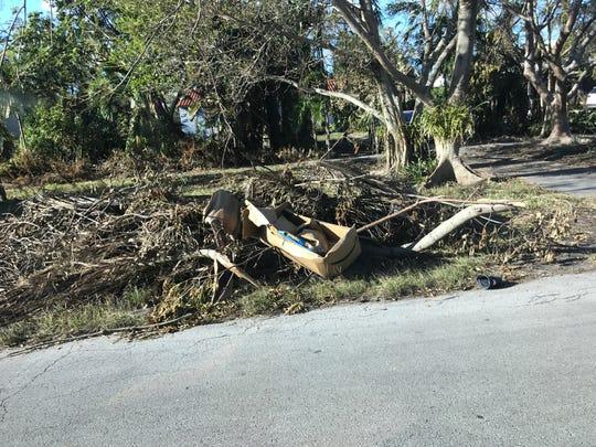 SERVPRO relief efforts in Miami, Florida.