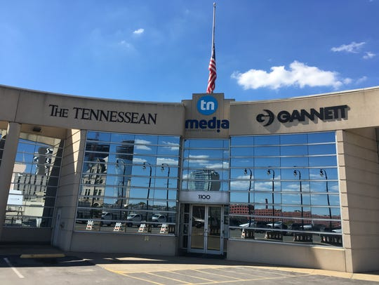 The Tennessean at 1100 Broadway in Nashville