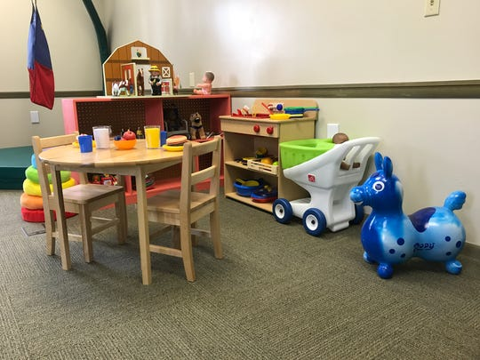Capable Kids play groups are held throughout the month. Siblings are welcome.