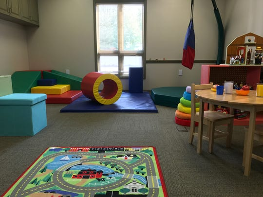 Capable Kids play groups are held throughout the month.