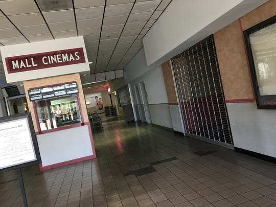 Paragon Cinemas expected to open at the Staunton Mall in December after nearly seven years without a theater.