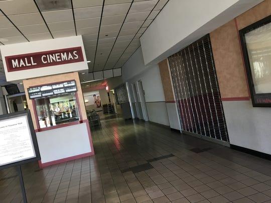 Paragon Cinemas expected to open at the Staunton Mall