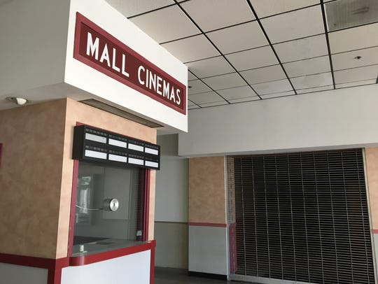 Paragon Cinemas expected to open at the Staunton Mall