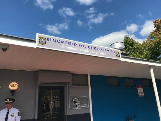 Bloomfield recently unveiled a substation, following