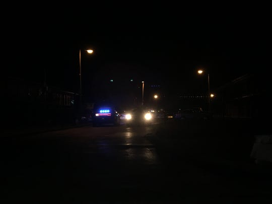 Jackson police are investigating a shooting that injured