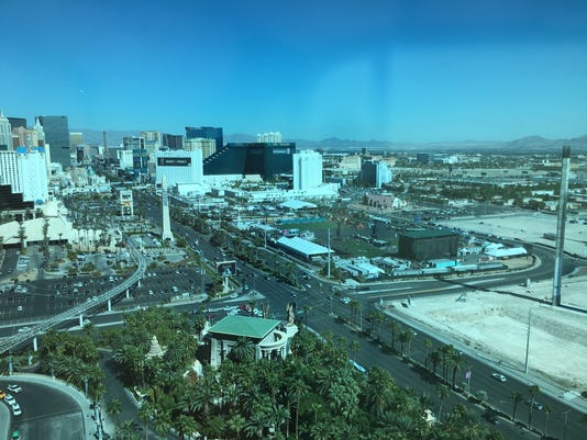 View from Mandalay Bay