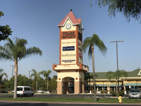 Tulare Outlets in Tulare has been closed since mid-March, due to COVID-19.