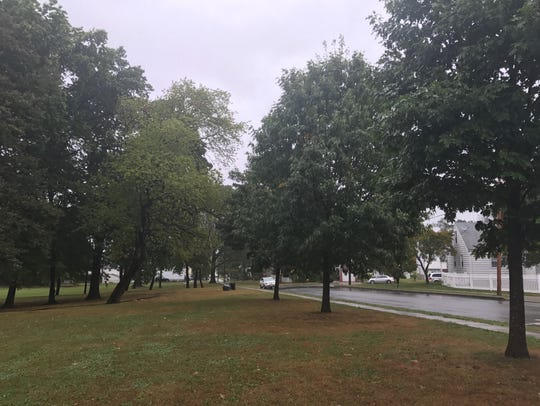 Albion Memorial Park is one of the parks where you