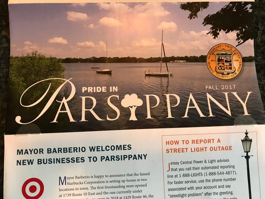 Parsippany newsletter