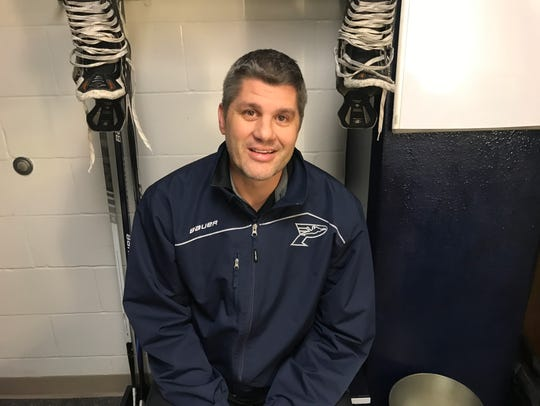 New Ice Flyers coach Jeff Bes is set to open training