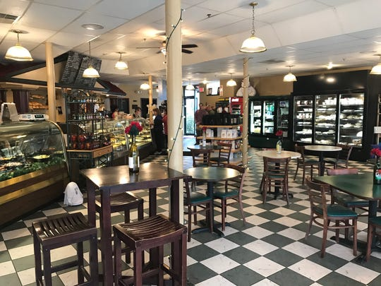 Nino's is exploring possible renovations to the inside of the business to give it more of a cafe feel.