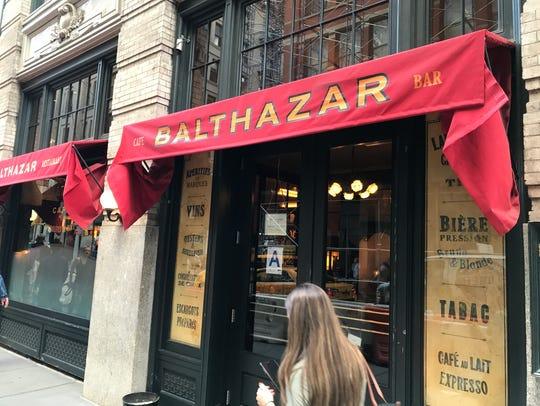 Balthazar on Spring Street