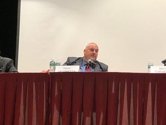 "Incumbent Pompton Lakes Councilman Francisco ""Frank"""