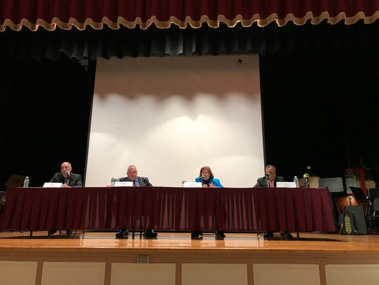 Pompton Lakes Council candidate forum
