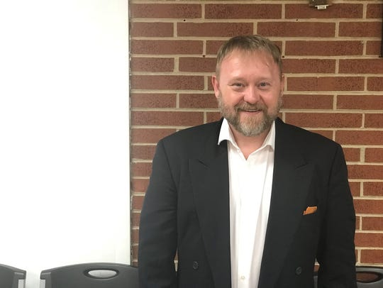 """Guy """"Mick"""" Pletcher announced at the Ashland City Council"""