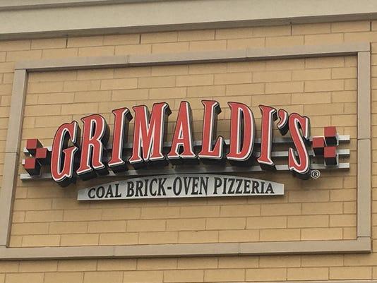 Grimaldi's  opens Nov. 10