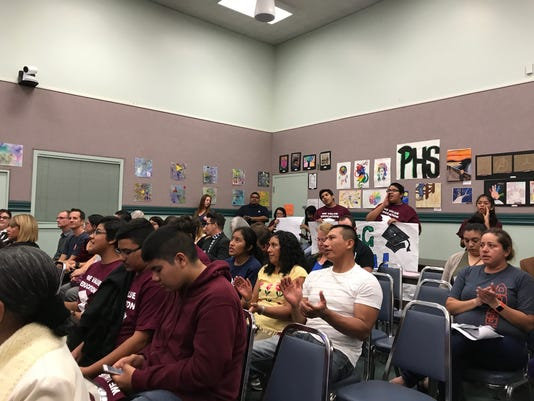 OUHSD meeting