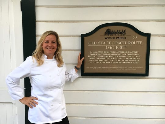 Chef Maili Halme plans to reopen the restaurant at Mattei's Tavern in Los Olivos in December.