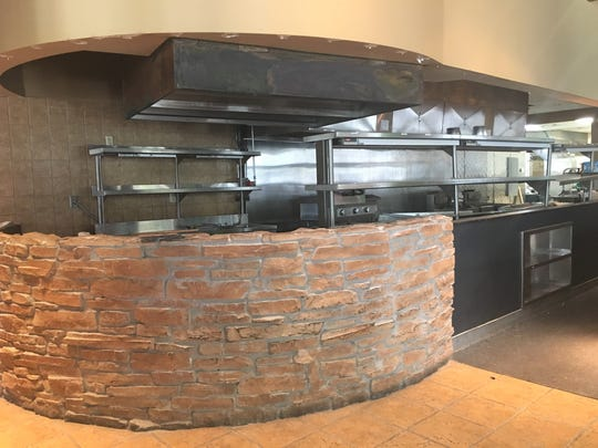 An open kitchen layout will be in Proud Mary 360 Grill.