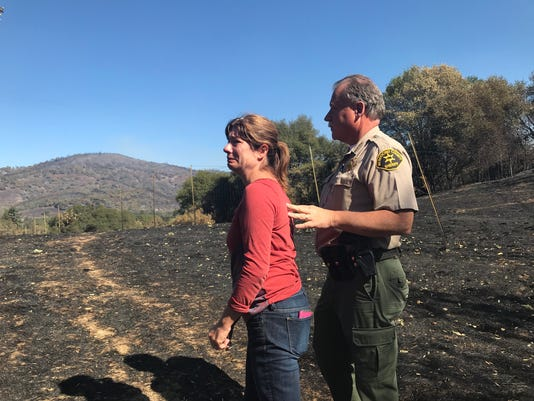 Northern California Wildfires Redwood Valley_8