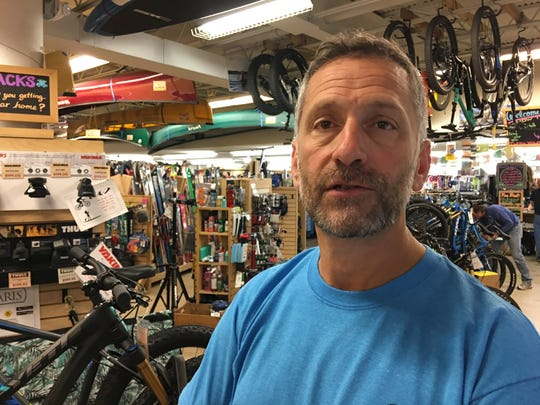 Marc Sherman, co-owner of Outdoor Gear Exchange on Church Street, said projects like CityPlace Burlington always take a long time.