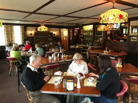 Jack Pandl's in Whitefish Bay will welcome guests on Thanksgiving for a special holiday menu that includes a traditional turkey dinner with all the fixings.