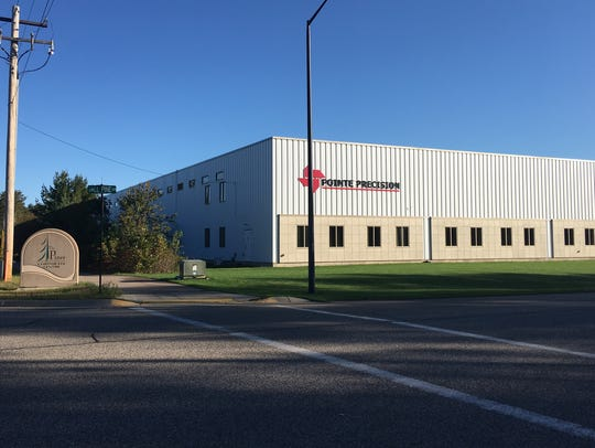 Pointe Precision is a contract machine shop, located