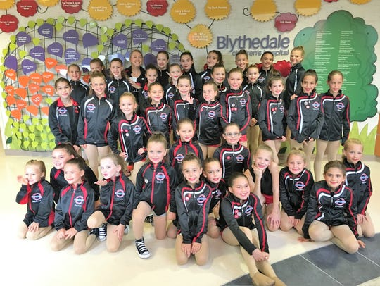 Penny Lane Dance Academy's (PLDA) teams recently performed